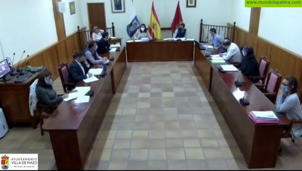 MAE denuncia la política conservadora e inmovilista del grupo de gobierno en Mazo