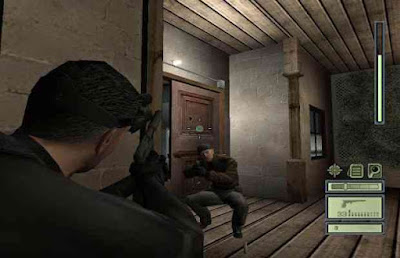 Tom Clany Splinter cell 1 Screenshots
