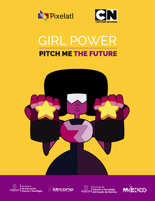 [Convocatoria] Atención, creadoras de América Latina: Cartoon Network y Pixelatl las invitan a liberar ¡su girl power!
