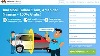 Cair Cepat dengan Jual Mobil Bekas Online di BeliMobilGue.co.id