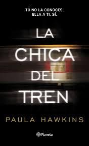 """""""Reseña del libro La Chica del Tren"""""""