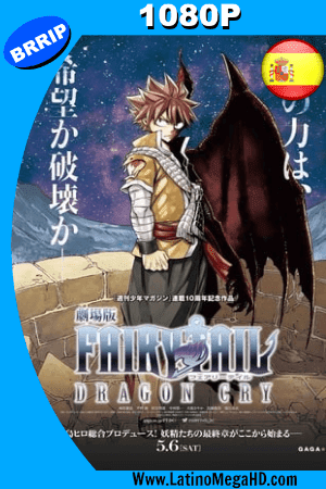 Fairy Tail: Dragon Cry (2017) Castellano HD 1080P ()