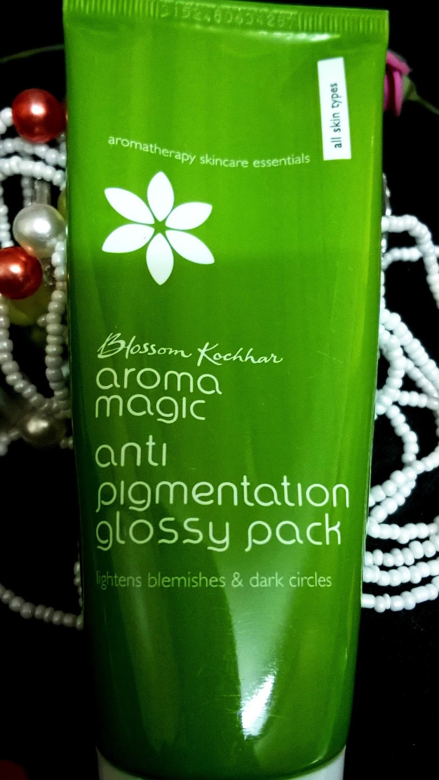 A Beautiful Life : Aroma Magic Anti Pigmentation Glossy Pack