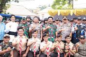 Panglima TNI: Sinergitas TNI-Polri Jamin Stabilitas Keamanan
