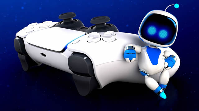 If you don't have company, Sony will train robots to play games with you