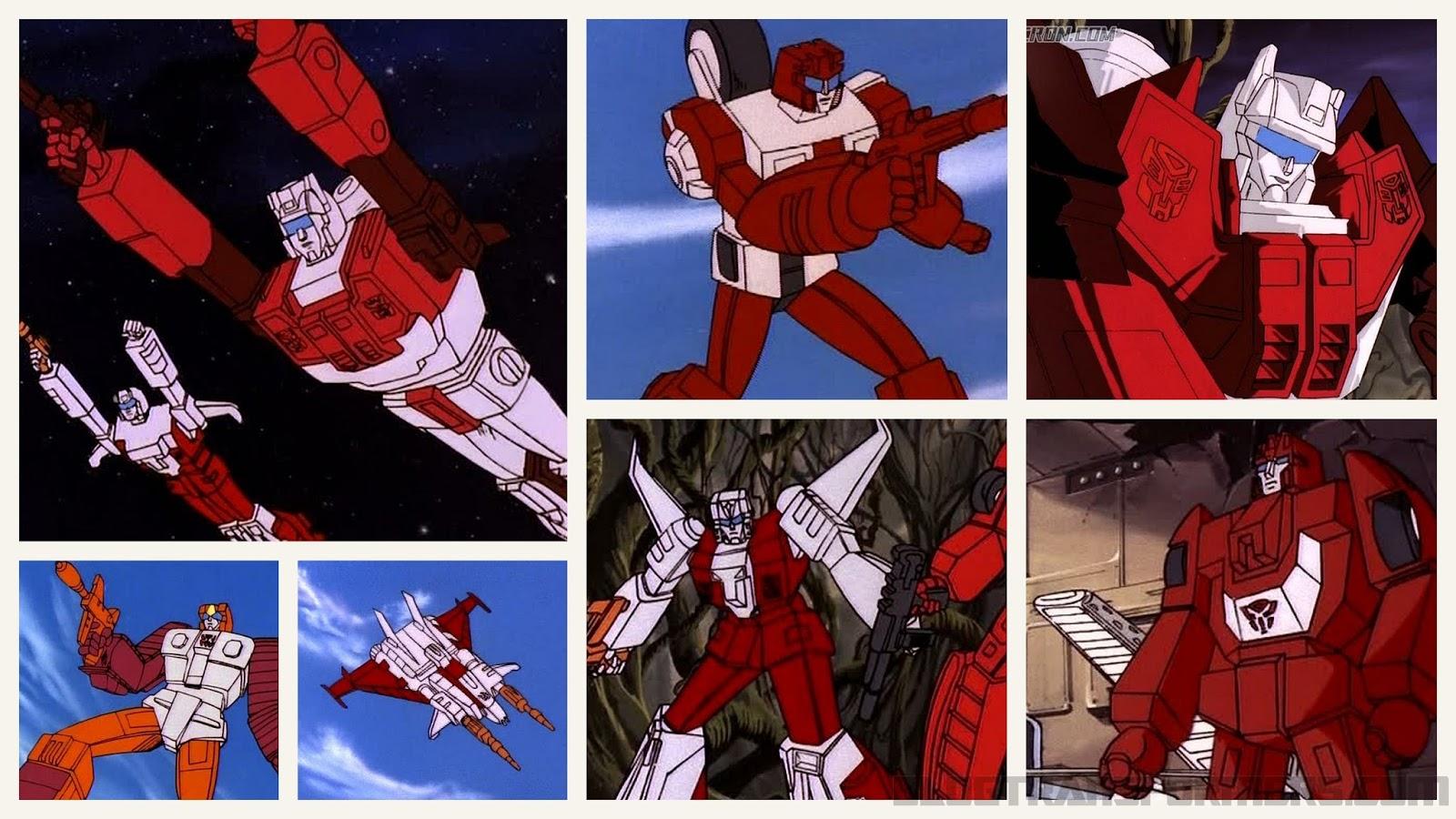 Blog Transformers.com: Tecnicolor