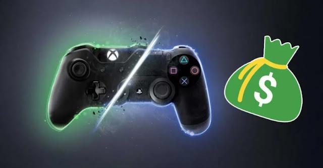 Compañías de videojuegos estudian aumentar el precio de sus títulos en PS5 y Xbox Series X.