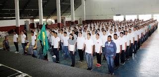 Mais de 200 jovens registrenses recebem certificado de dispensa militar