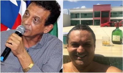 ESCÂNDALO: AGIOTA DE BOM JARDIM MANTÉM CONTRATO DE R$ 1,3 MILHÃO EM AÇAILÂNDIA