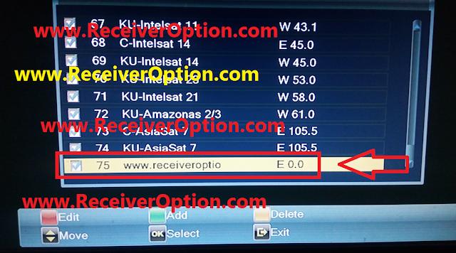 ALI3510C HW102.02.999 INTELSAT 68E SONY NETWORK OK NEW SOFTWARE