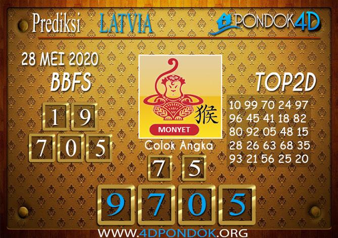 Prediksi Togel LATVIA POOLS PONDOK4D 28 MEI 2020