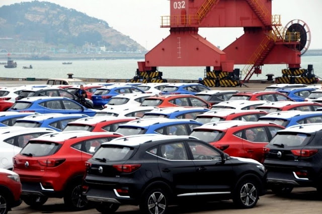 Akibat Virus Corona, Penjualan Otomotif China Anjlok