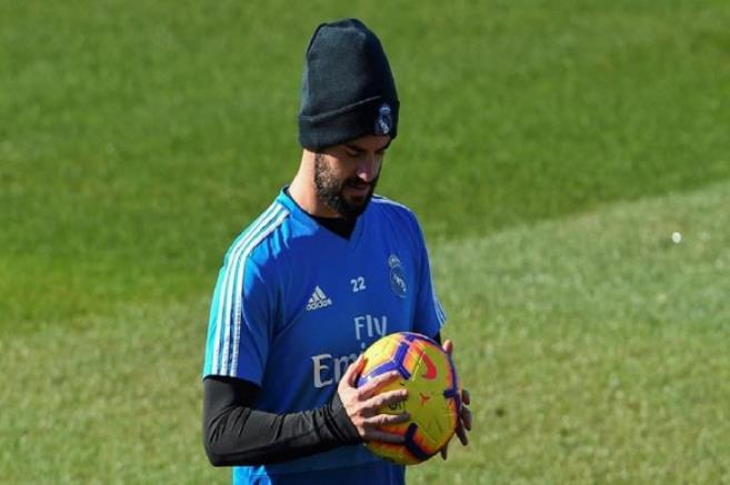 Isco returns to Real Madrid for Clasico Liga