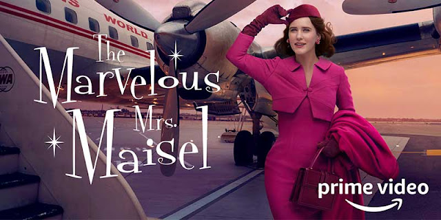 'The Marvelous Mrs. Maisel' tráiler oficial tercera temporada