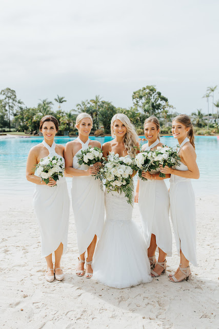 GOLD COAST WEDDING INTERCONTINENTAL SANCTUARY COVE MALLORY SPARKLES PHOTOGRAPHY