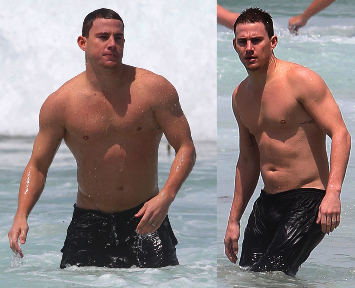 Image result for channing tatum fat