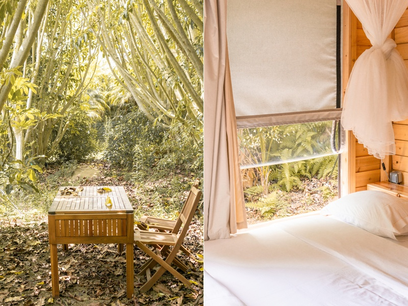 glamping Azores Portugal