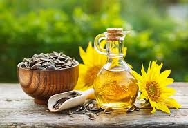 oil for hair growth and hair fall is Sunflower oil