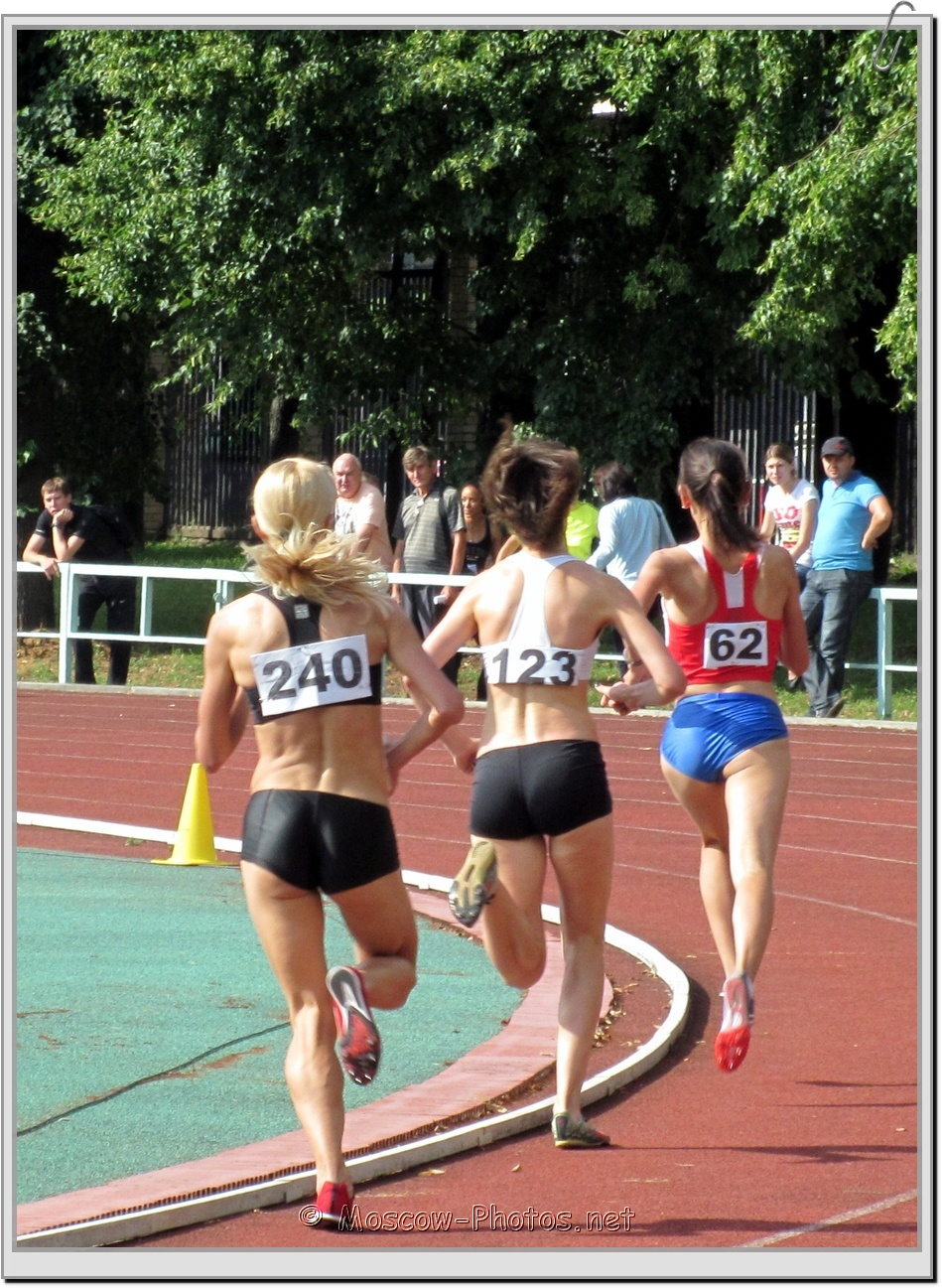 Moscow Athletics Open 2011