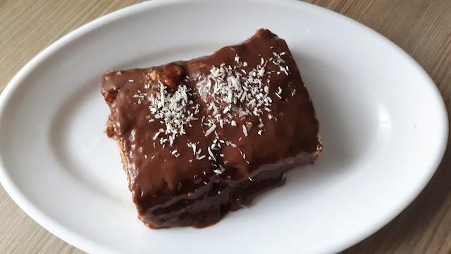 bisküvili pudingli pasta tarifi nasıl