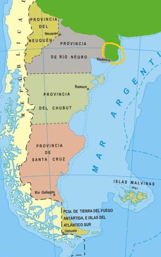 Patagonia Cartina Geografica.Diari Della Patagonia La Patagonia Brevi Cenni Di Geografia Fisica E Politica