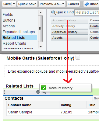 Infallible Techie: Field history tracking in Salesforce