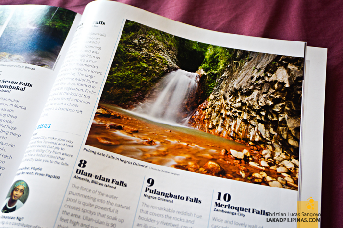 Dash Magazine 10 Wondrous Waterfalls in the Philippines