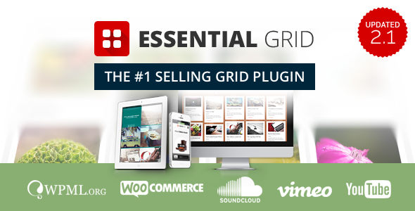 Download - Essential Grid WordPress Plugin v2.1.0.2