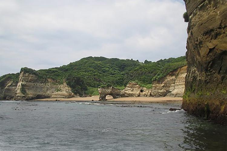 スゴログ 御宿 小浦海岸 秘境