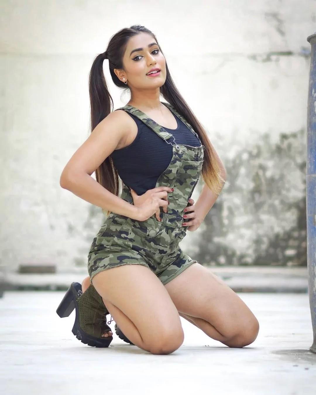 Famous tiktok girl garima chaurasia