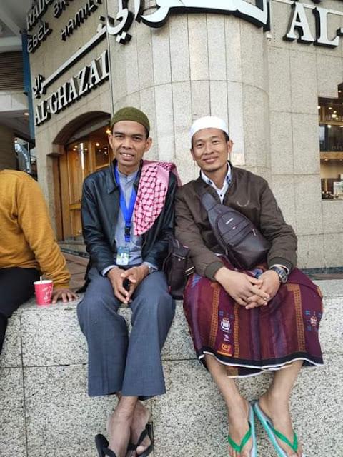 Pengamal Wahidiyah Umroh Bersama Ustaz Abdul Somad, LC