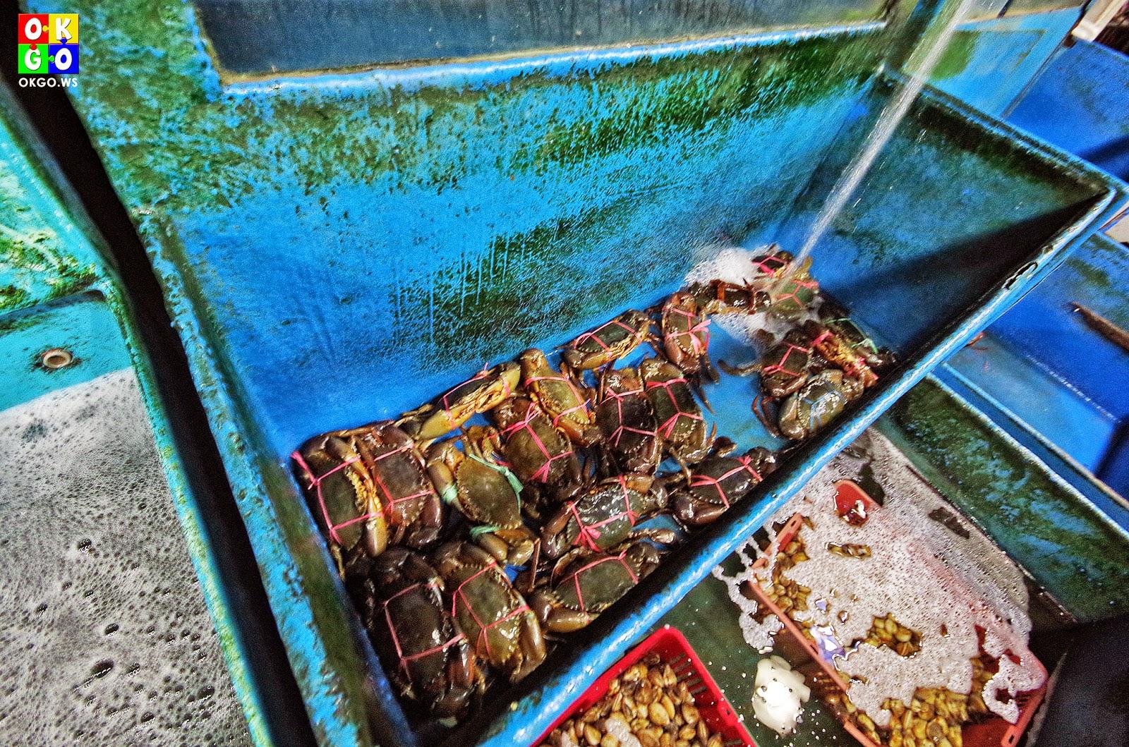 新山海鲜螃蟹