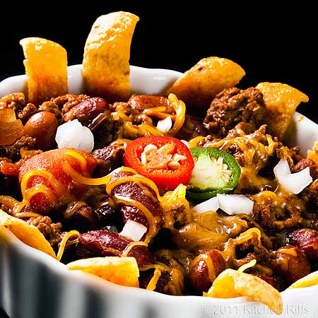 Frito Pie with Chili
