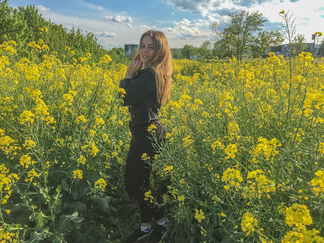 Fashion in rapeseed