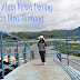 Keindahan Alam Rawa Pening di Jembatan Biru Tuntang