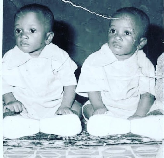 CONFUSED TWINS! Peter And Paul Okoye Celebrate Their 38th Birthday Today