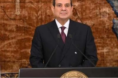 قرارت السيسي اليوم - اخر قرارات الحكومة المصرية - قرارات السيسي الجديدة