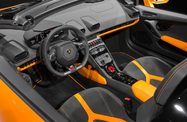 2016 Lamborghini Huracan LP610-4 Spyder Review