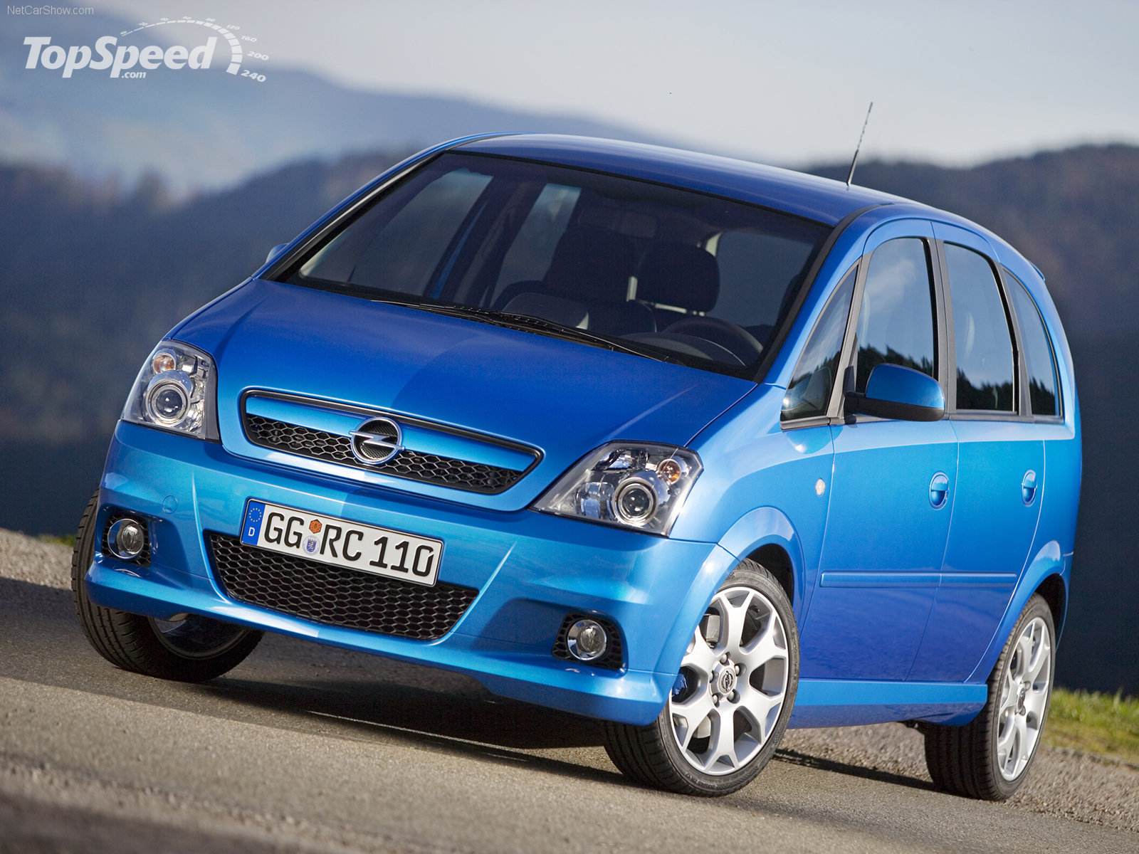 opel meriva opc 2012 cars preview and wallpaper gallery. Black Bedroom Furniture Sets. Home Design Ideas
