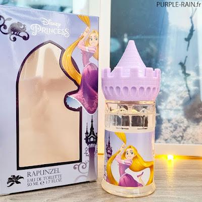 PurpleRain - Notino Eau de Toilette Princesse Disney : Raiponce
