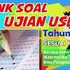 Download SOAL Ujian USBN SD Tahun 2018 Sesuai Kisi-kisi