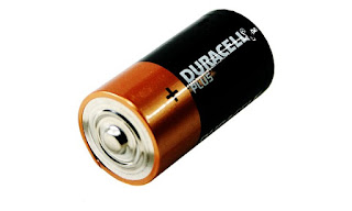 duracell plus power mezza torcia