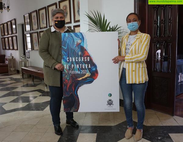 """Los Llanos de Aridane convoca el concurso de pintura """"Patrona 2021"""""""