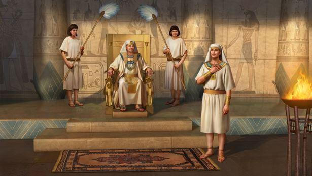 神對所羅門王