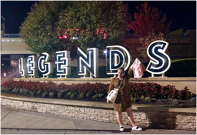 993fb2701a5 Chasing Davies  Back to School Shopping at The Legends Outlet