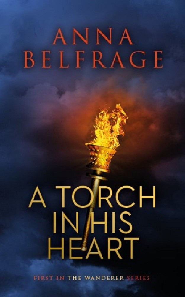 A Torch In His Heart By Anna Belfrage Book Blog Tour With Review