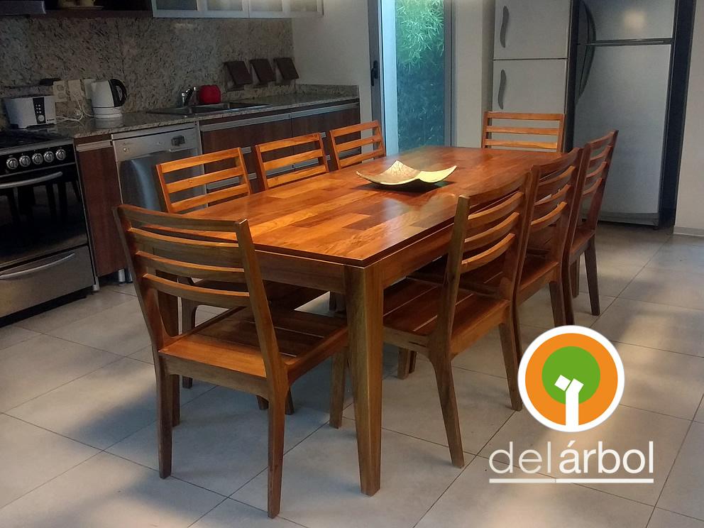 Del arbol f brica de muebles de madera silla wood de for Fabrica de muebles de madera