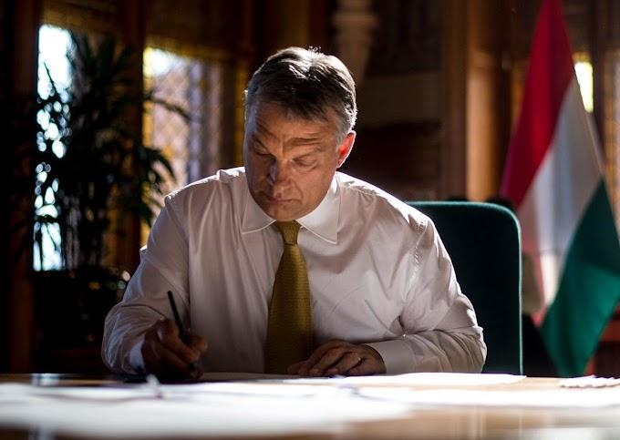 Orbán Viktor: Európa nem hódolhat be a Soros-hálózatnak