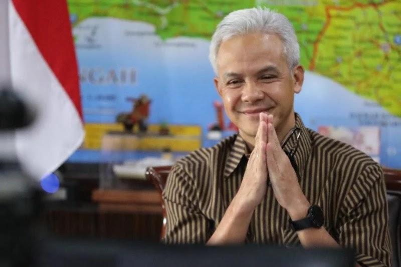 Ganjar Diabaikan PDIP, Netizen Curiga: Skenario Terdzalimi untuk Naikin Popularitas?