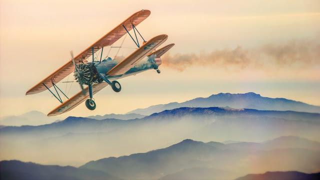 Mengapa Pesawat Bisa Terbang?